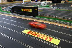 Hangulat a Pirellinél