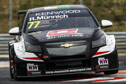 Rene Münnich, All-Inkl Motorsport, Chevrolet RML Cruze TC1
