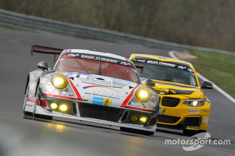 #21 Team Manthey, Porsche 911 GT3 R