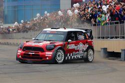 Геннадий Брославский и Михаил Гендельман, Mini JCW WRC