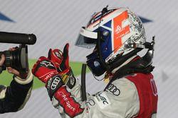 Marcel Fassler, Audi Sport Team celebra