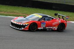 #177 Kessel Racing Ferrari 458: Fons Scheltema