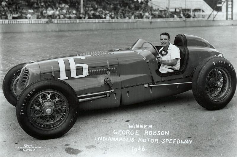 1946: Джордж Робсон