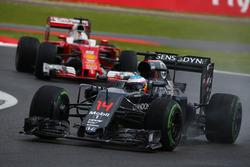 Фернандо Алонсо, McLaren Honda F1 Team MP4-31