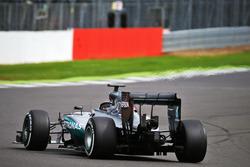 Pascal Wehrlein, Mercedes AMG F1 W05 Hybrid, Testfahrer