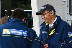 Nicolas Goubert, Directeur Technique de Michelin Motorsport