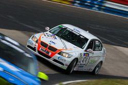 Rolf Derscheid, Michael Flehmer, Zoran Radulovic, BMW E90 325i
