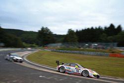 'Steve Smith', Reinhold Renger, Nils Reimer, Porsche 911 GT3 Cup MR