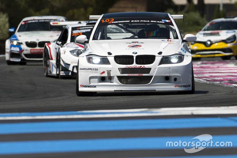 #102 JR Motorsport BMW E90 M3: Martin Lanting, Bob Herber, Daan Meijer, Christoph Ulrich