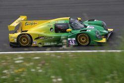 #13 Inter Europol Competition Ligier JSP3 - Nissan: Jakub Smiechowski, Jens Petersen