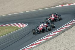 Nick Cassidy, Prema Powerteam Dallara F312 - Mercedes-Benz, Lance Stroll, Prema Powerteam Dallara F312 - Mercedes-Benz