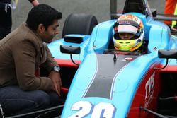 Karun Chandhok; Arjun Maini, Jenzer Motorsport