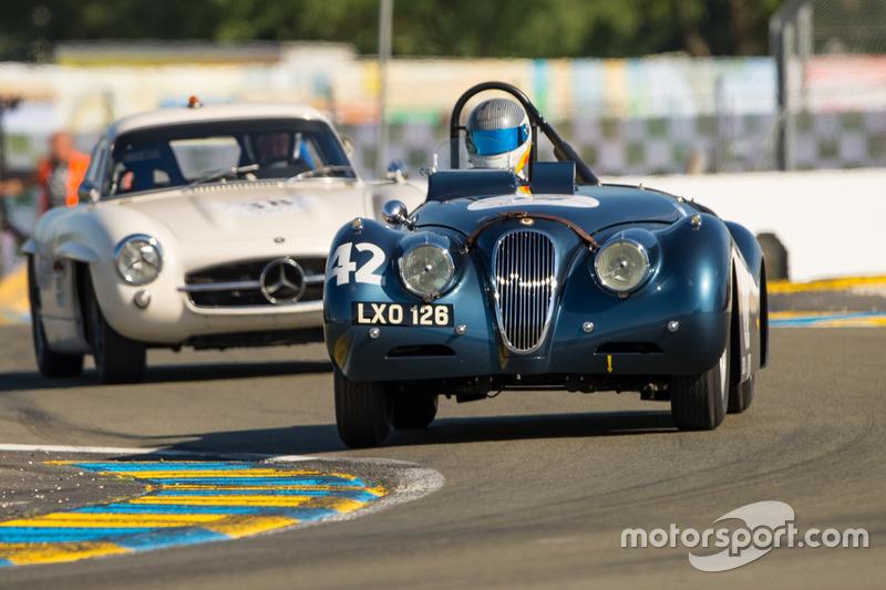 1954 Austin Healy 100M