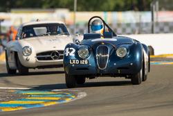 1954, Austin Healy 100M