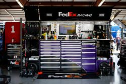 Garaje de Denny Hamlin, Joe Gibbs Racing Toyota