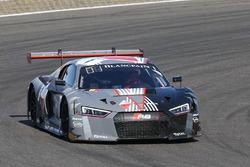 #1 Belgian Audi Club Team WRT, Audi R8 LMS: Laurens Vanthoor, Dries Vanthoor, Frederic Vervisch