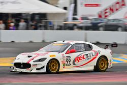 #99 JCR Motorsports Maserati GranTurismo: Jeff Courtney