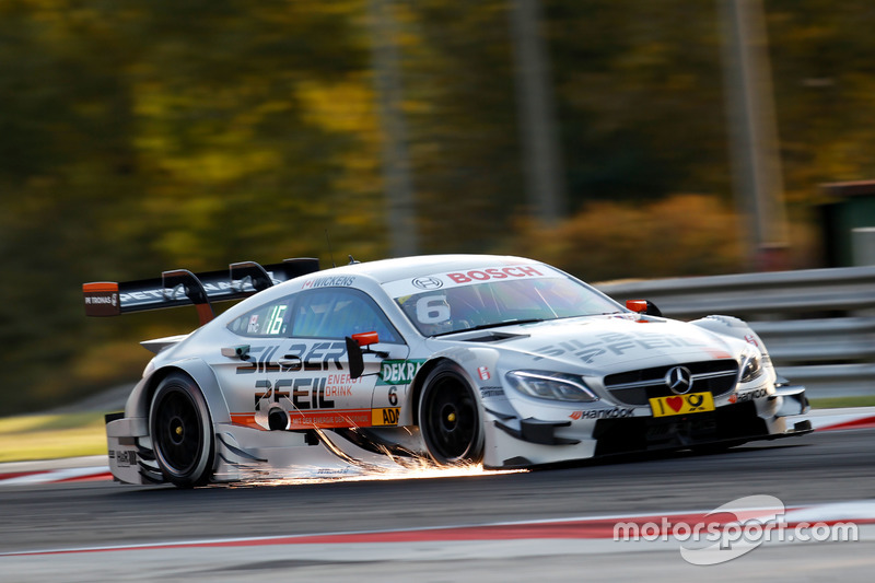 10. Robert Wickens, Mercedes-AMG Team HWA, Mercedes-AMG C63 DTM