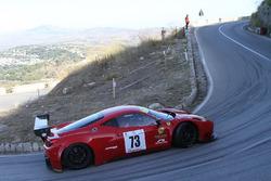 Lucio Peruggini, Ferrari 458