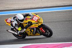 #212, Dunlop Motors Events, Kawasaki: Nicolas Escudier, Nicolas Gautier, Remy Briatte, Sebastien Lager