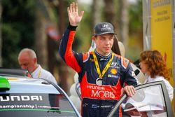 Хейден Пэддон, Hyundai i20 WRC, Hyundai Motorsport