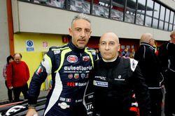 Davide Uboldi, Eurointernational, Ligier JS Evo 2 E CN2 e Walter Margelli, Nannini Racing, Norma-M20