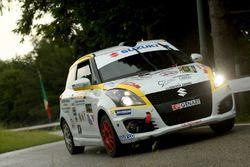 Simona Rivia, GR Sport, Suzuki Swift Sport 1600 R1B