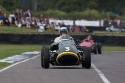 Connaught A Type von 1953: Michael Milligan