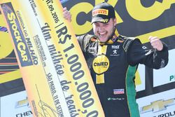 Winner Felipe Fraga