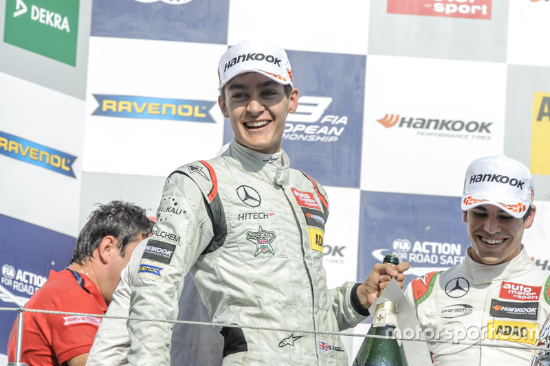 Проиграл Строллу в Формуле 3 и едва не оказался в DTM