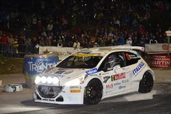 Alberto Roveta, David Castiglioni, Peugeot 208 R R5, BB Competition