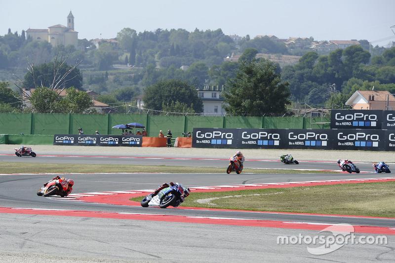 Malerisch: Misano World Circuit Marco Simoncelli