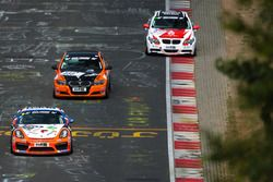 Karl-Heinz Teichmann, Thorsten Jung, Torleif Nytroeen, Dirk Vleugels, Porsche Cayman GT4 Clubsport
