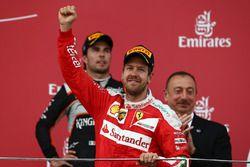 2. sıra Sebastian Vettel, Scuderia Ferrari SF16-H