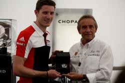 #91 Porsche Motorsport Porsche 911 RSR: Kevin Estre and Jacky Ickx