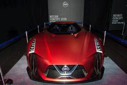 Nissan Konsept 2020 Vision Gran Turismo