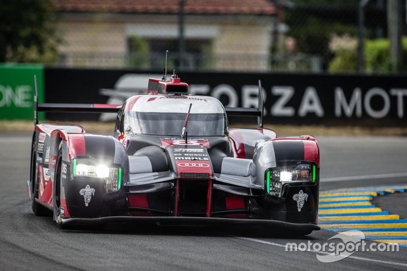 5. LMP1: #8 Audi Sport Team Joest, Audi R18