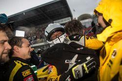 Il vincitore della gara Gabriele Tarquini, LADA Sport Rosneft, Lada Vesta