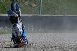 La moto de Tito Rabat, Marc VDS Racing