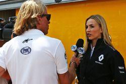 Carmen Jorda, Renault Sport F1 Team Entwicklungsfahrerin