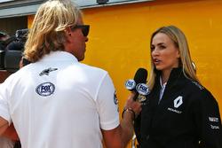 Carmen Jorda, Renault Sport F1 Team Development Driver