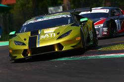 Massimo Mantovani, Pierluigi Alessandri, Antonelli Motorsport