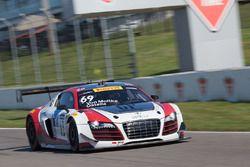 #69 Audi R8 LMS Ultra: Dion von Moltke, David Ostella
