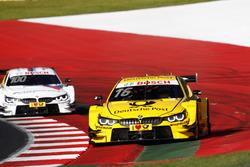 Timo Glock (GER) BMW Team RMG, BMW M4 DTM. 21.05.2016, DTM Round 2, Spielberg, Austria, Race 1, Sat