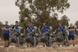 Adrien Van Beveren, Yamaha, Rodney Faggotter, Yamaha, Alessandro Botturi, Yamaha, Helder Rodrigues, Yamaha