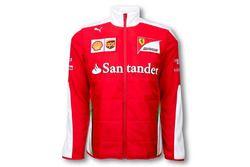 Chaqueta de Shell suave Scuderia Ferrari 2016