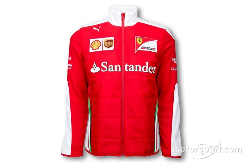 Veste souple Scuderia Ferrari 2016