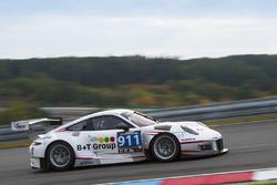 #911 Precote Herberth Motorsport Porsche 991 GT3R: Alfred Renauer, Robert Renauer, Daniel Allemann, Ralf Bohn