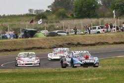 Esteban Gini, Nero53 Racing Torino, Diego De Carlo, JC Competicion Chevrolet, Gabriel Ponce De Leon, Ponce De Leon Competicion Ford