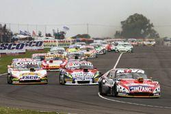 Matias Rossi, Donto Racing Chevrolet, Juan Martin Trucco, JMT Motorsport Dodge, Juan Marcos Angelini